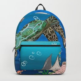 Four Swim Backpack
