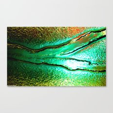 Microscopic part 2 Canvas Print