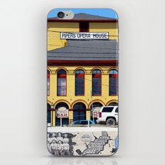 Virginia City Nevada 2 iPhone & iPod Skin