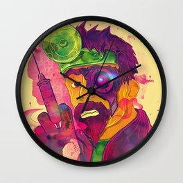 Dr. FraCryStein Wall Clock