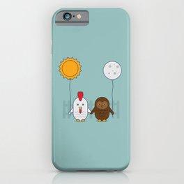 Early Bird & Night Owl iPhone Case