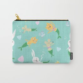 Friends Under the Sea Carry-All Pouch