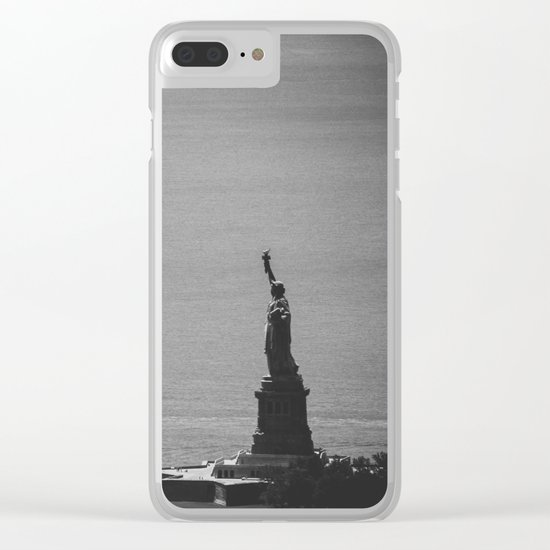 Liberty Heights Clear iPhone Case
