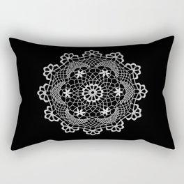 No. 7797 Doily Rectangular Pillow