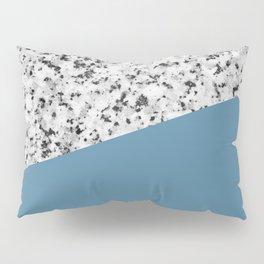 Granite and Niagara Color Pillow Sham