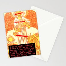 Temperance Bynes Stationery Cards