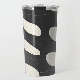 Abstract Plant 2 Travel Mug