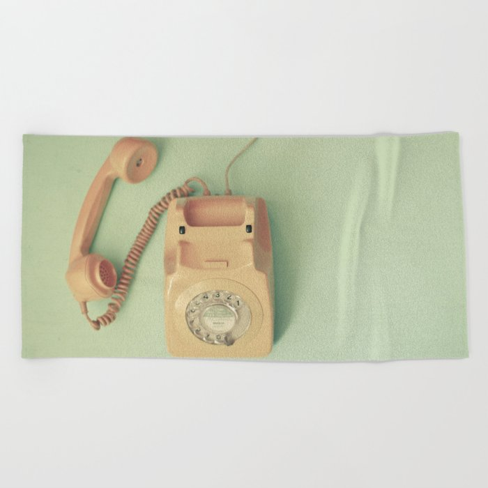 Off the Hook Beach Towel