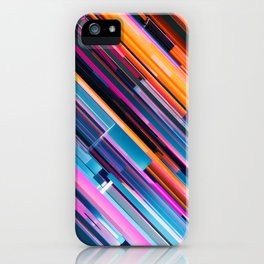 Colorain iPhone Case