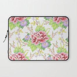 Bouquet Chintz Laptop Sleeve