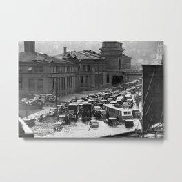 The Great New England Hurricane of 1938 - Providence, Rhode Island Metal Print