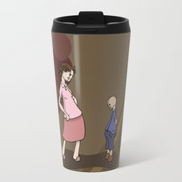 where have you been? Travel Mug