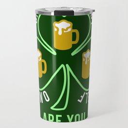 St Patrick  Travel Mug