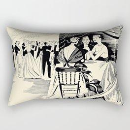 Big O Rectangular Pillow