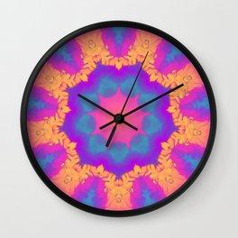 Entheogen V.2 Wall Clock