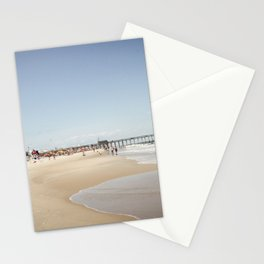 Ocean City, Maryland Beach Travel Photography Stationery Cards