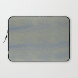Chalky background - blue and gray Laptop Sleeve