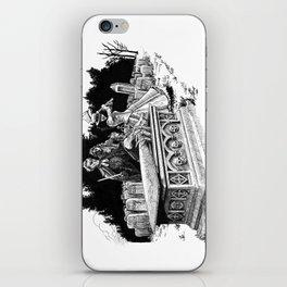 Fearless Monster Hunters iPhone Skin