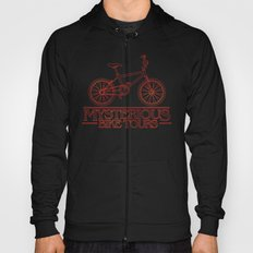 Mysterious Bike Tours Hoody