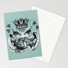 Poor Prince Stationery Cards