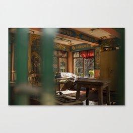 Capilla Canvas Print