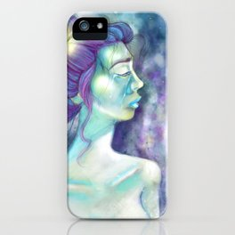 iPhone Case 0 Grief by C. B. Miller Art