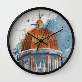 A bit of Architecture Wall Clock