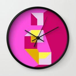 Poligonal 194 Wall Clock