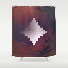 Morning Star - III Shower Curtain
