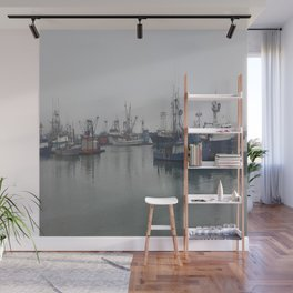 Fogged In Wall Mural