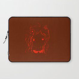 Burnt Orange Laptop Sleeve