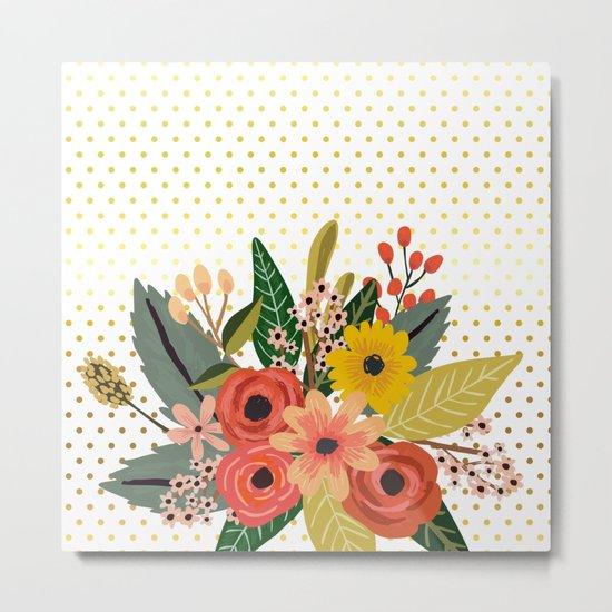 Flowers bouquet #1 Metal Print
