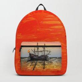 Sail Boston El Galeon Andalucia Backpack