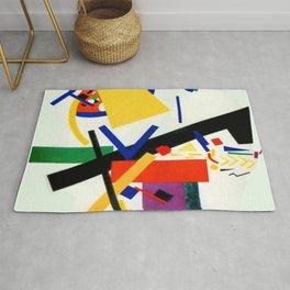 Kazimir Malevich Color Masses Rug