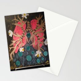 Breathing Life In Stationery Cards