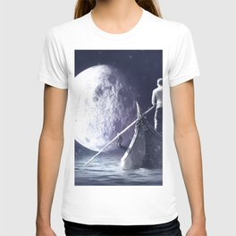 Off to the Moon T-shirt