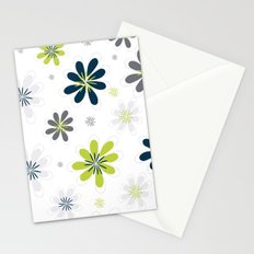 Simple Multi Flower Stationery Cards