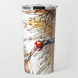 Ryuk - hand of god Travel Mug