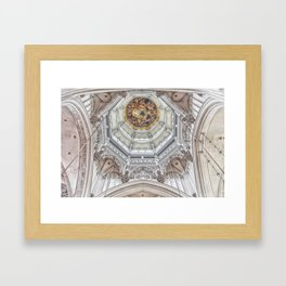 Cathedral of Our Lady Framed Art Print