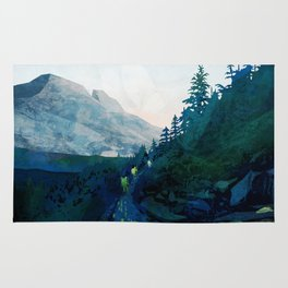 Heritage Art Series - Jade Rug