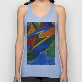 Flight to freedom Unisex Tank Top