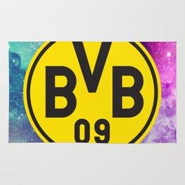 Borussia Dortmund FC Galaxy Rug