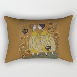To Save the BEES! Rectangular Pillow