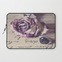 The way to your heart Laptop Sleeve