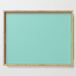 Duck Egg Blue Serving Tray