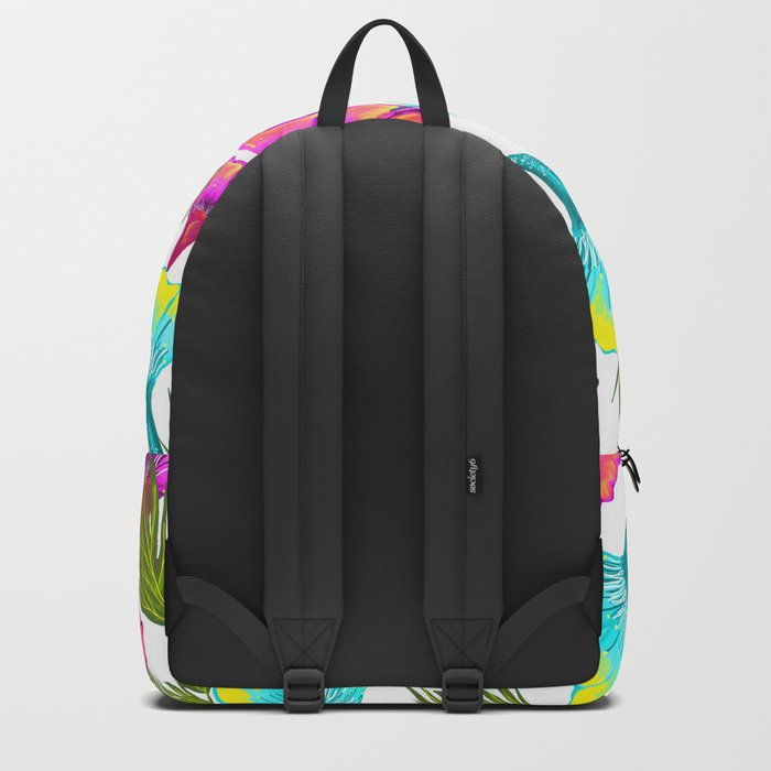 Ecstatic Floral #society6 #decor #buyart Backpack