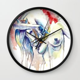 Oh my Horsie! Morphing Wall Clock