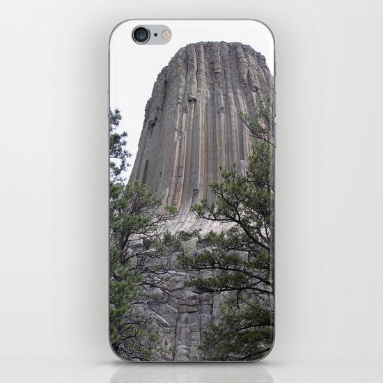 Devil's Tower National Park iPhone & iPod Skin