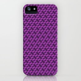 ametist iPhone Case