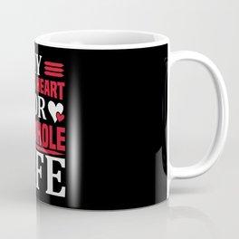 whole heart whole life Coffee Mug